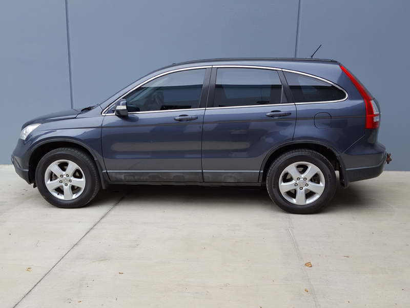 Sold 2007 Automatic Honda Crv 4x4 Suv Sport Wagon Top Of The Range Used Vehicle Sales