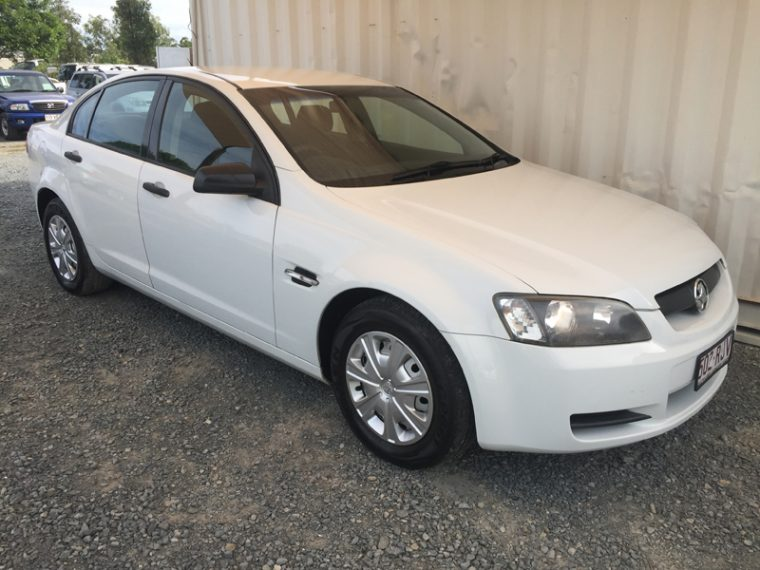 2007 Holden Commodore VE Omega