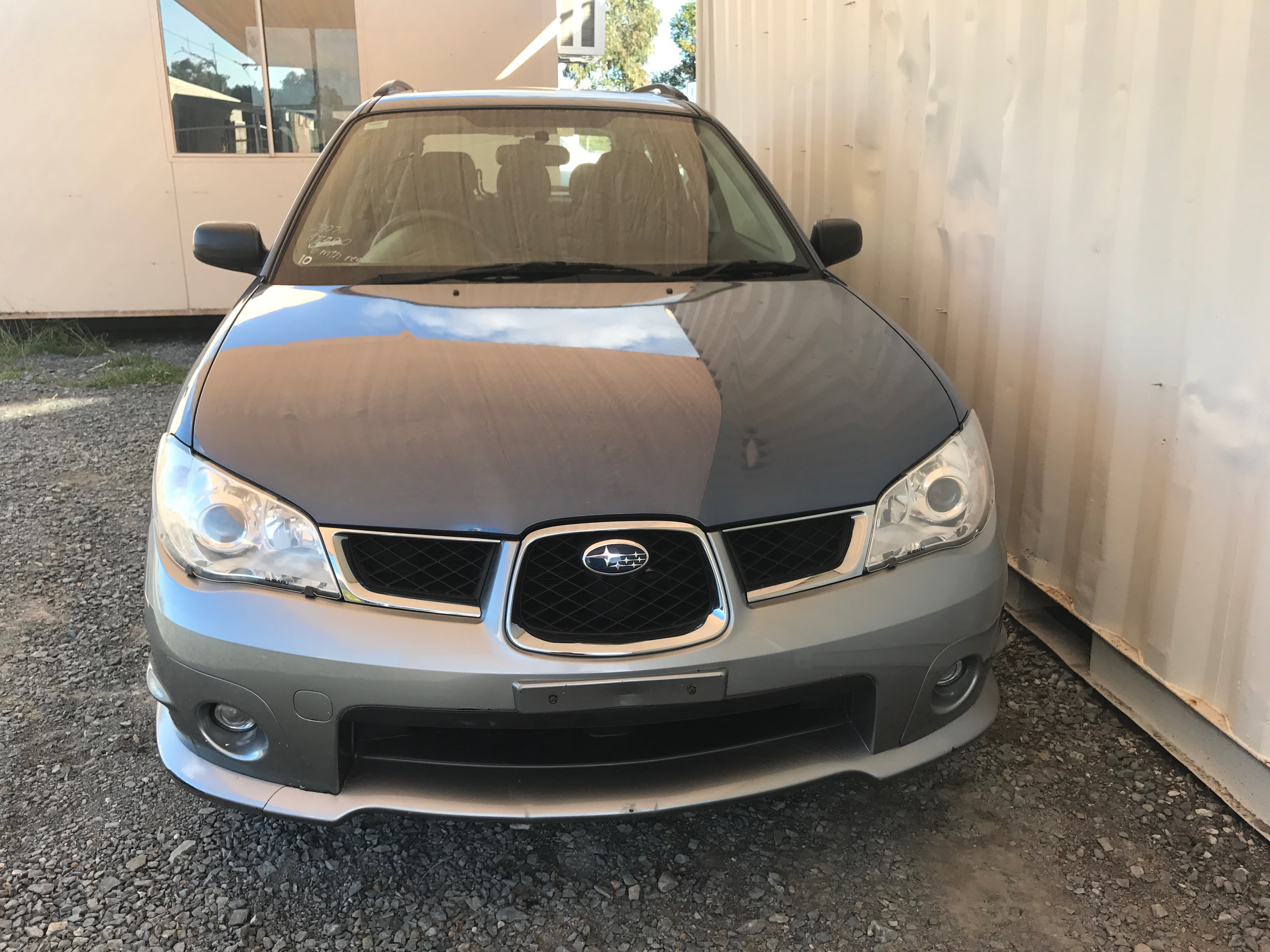 sold automatic 4 cylinder awd subaru impreza 2007 used vehicle sales. Black Bedroom Furniture Sets. Home Design Ideas