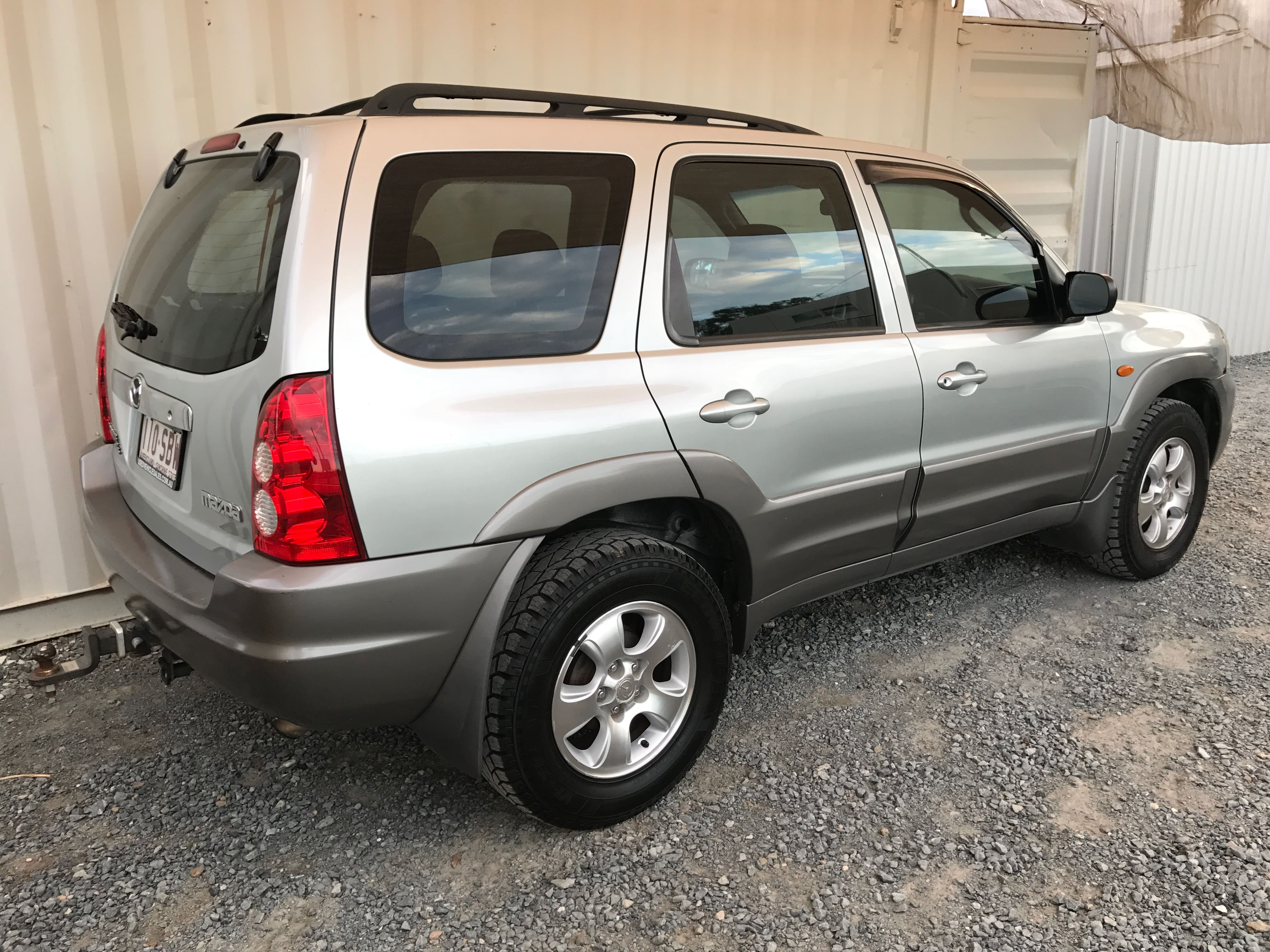 sold automatic 4x4 suv 06 mazda tribute used vehicle sales. Black Bedroom Furniture Sets. Home Design Ideas