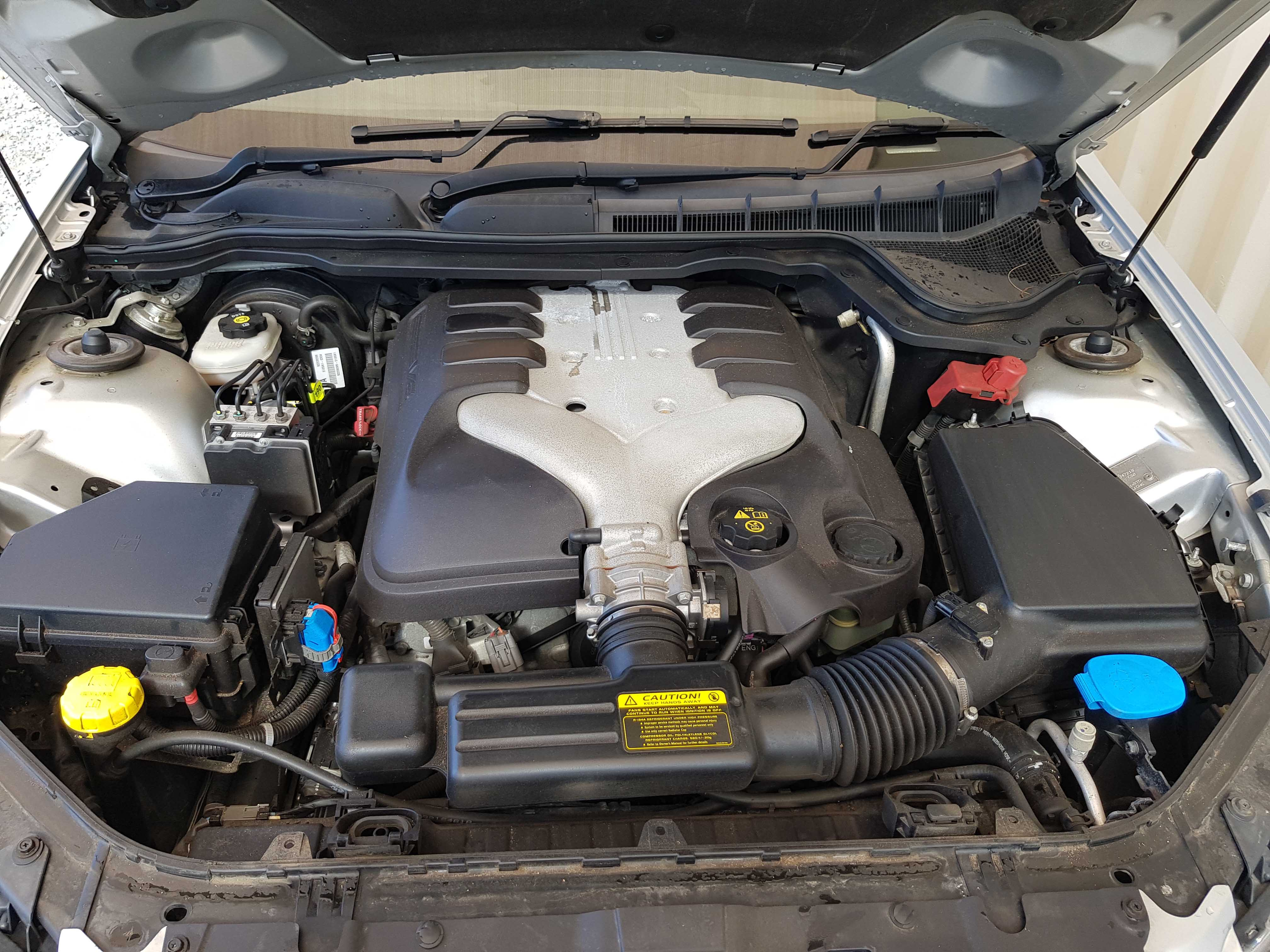 Automatic-Cars-Holden-Commodore-Sedan-2009-for-sale-17