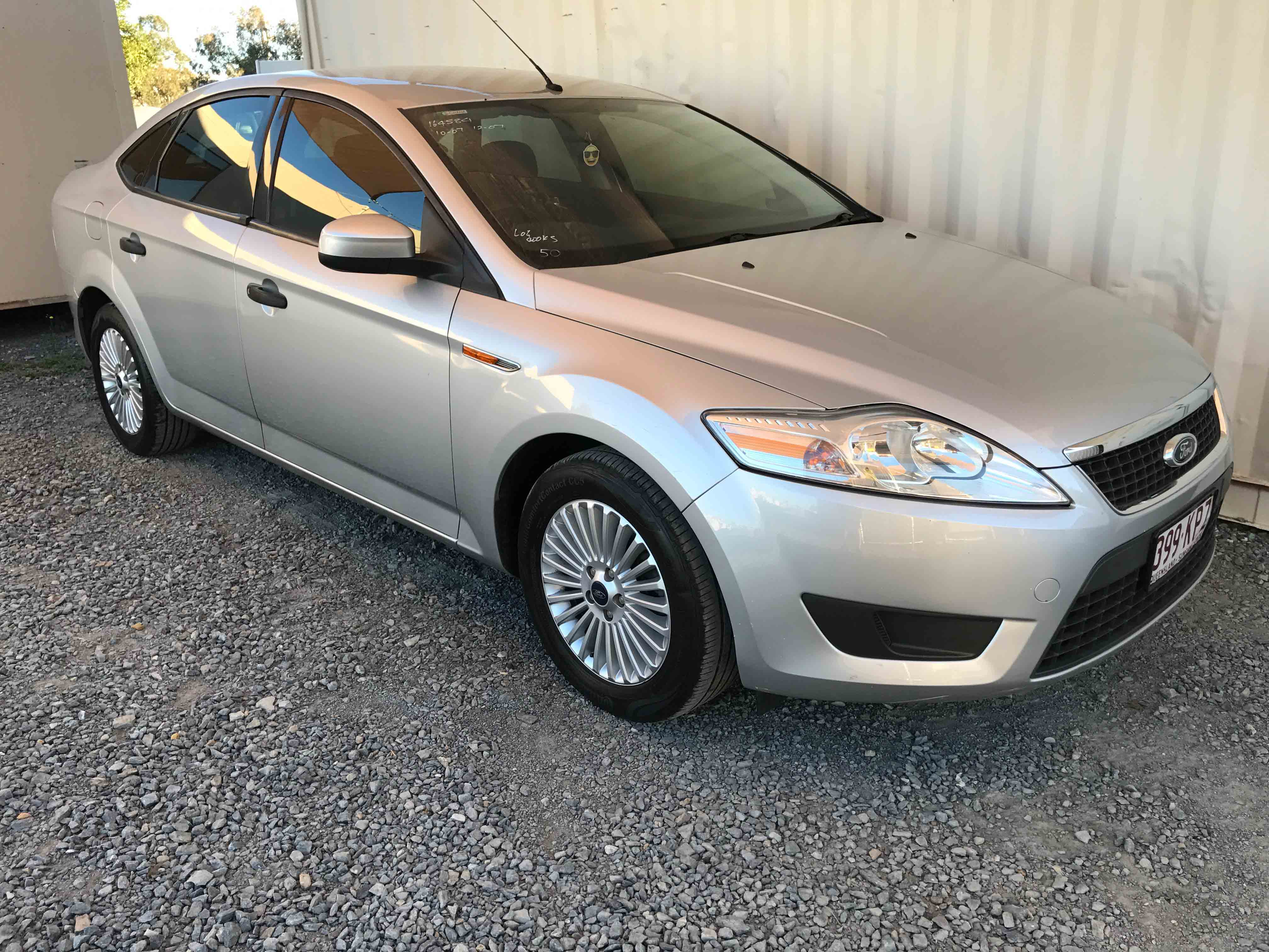 Automatic-Cars-Sedan-Ford-Mondeo-2007-for-sale-1