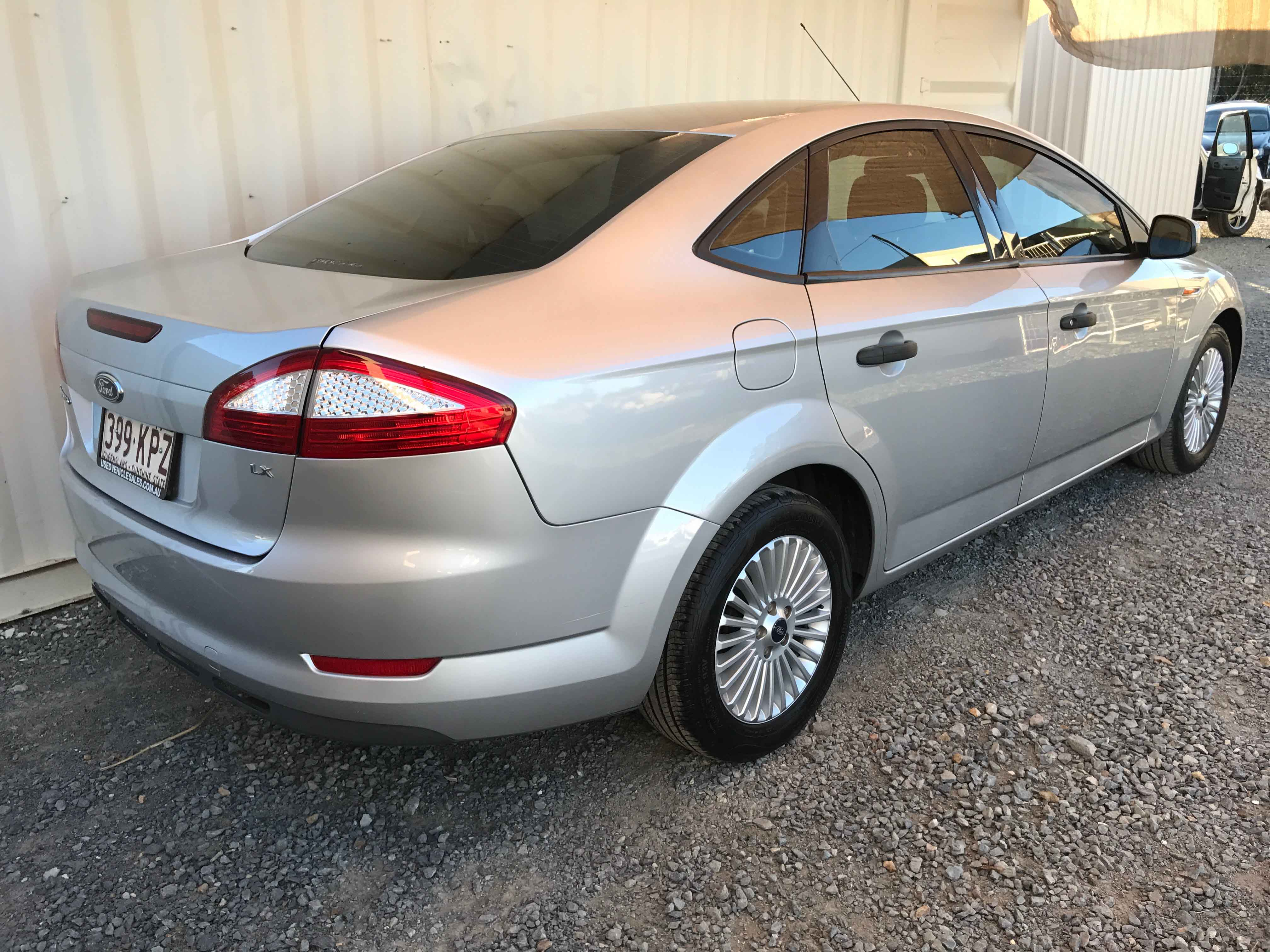 Automatic-Cars-Sedan-Ford-Mondeo-2007-for-sale-7