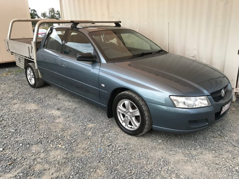 Holden Commodore VY Crewman 2005 Alloy Tray