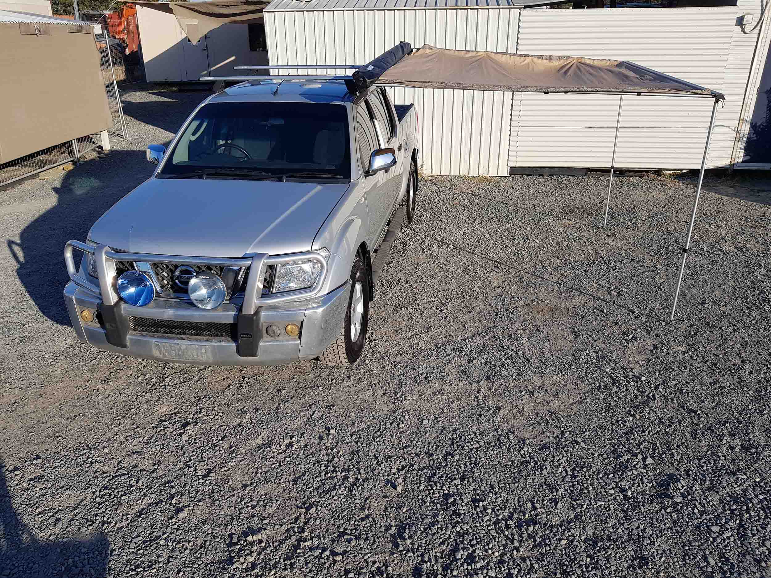 Automatic-Cars-06-Nissan-Navara-D40-Silver-For-Sale-19