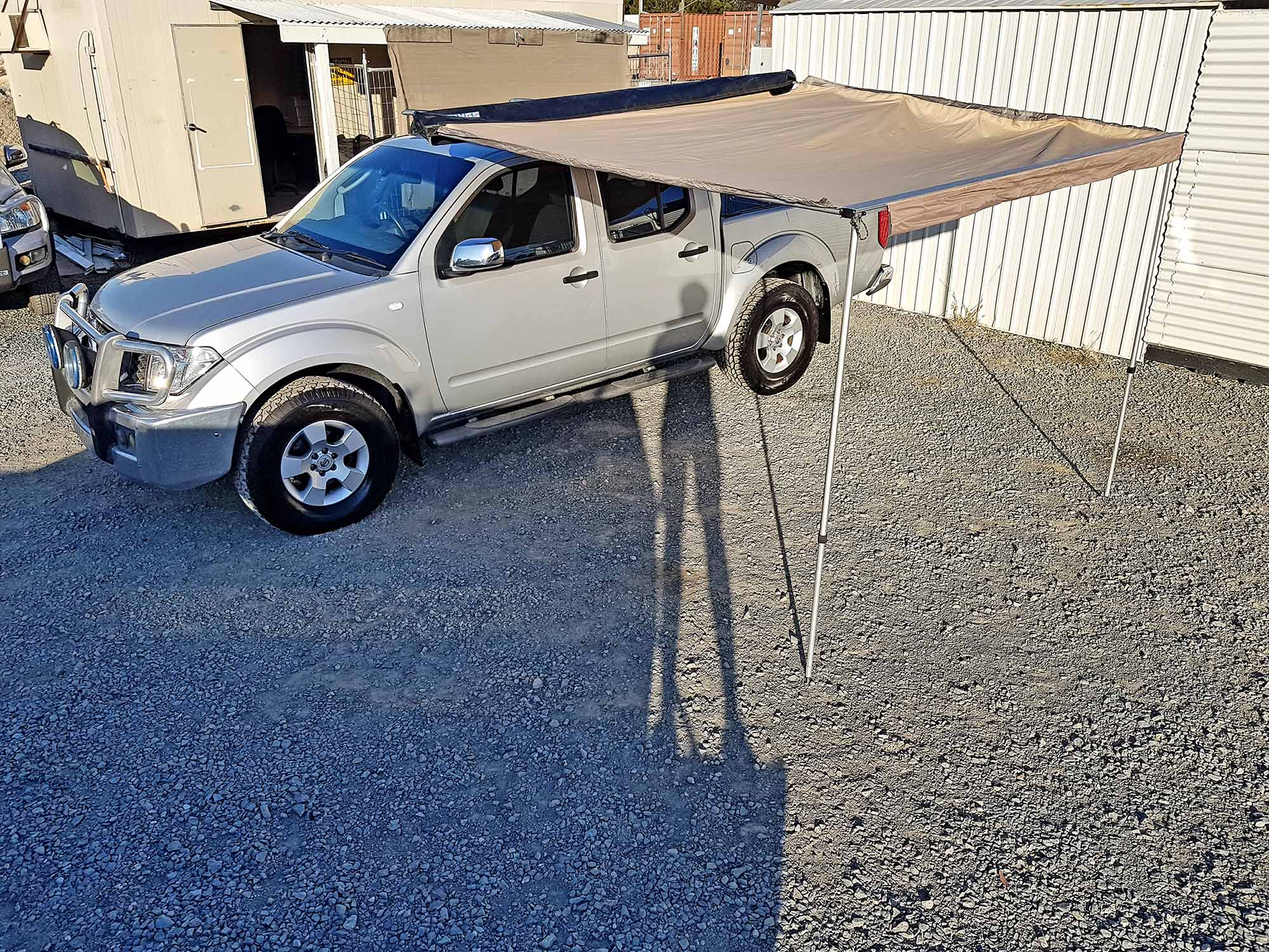 Automatic-Cars-06-Nissan-Navara-D40-Silver-For-Sale-20