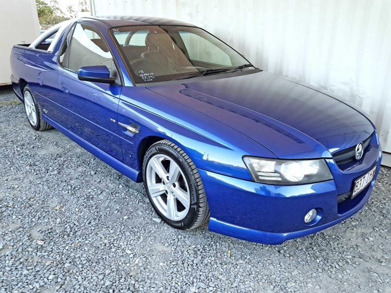 Automatic-Cars-Holden-Commodore-UTE-2004-for-sale-1