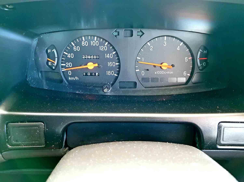 4×4 Turbo Diesel Dual Cab Mitsubishi Triton GLX-R-10