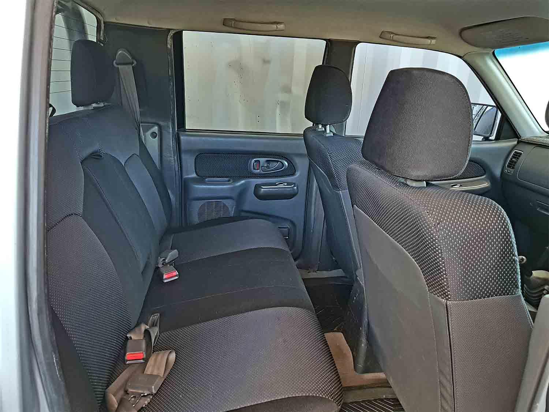 4×4 Turbo Diesel Dual Cab Mitsubishi Triton GLX-R-15