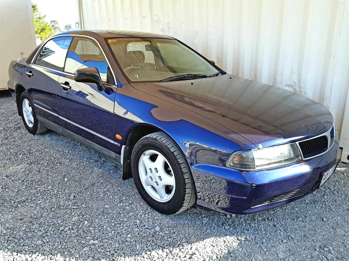 Cheap with RWC. As Traded. Automatic 6cyl Sedan Mitsubishi Magna 1998 For Sale -1