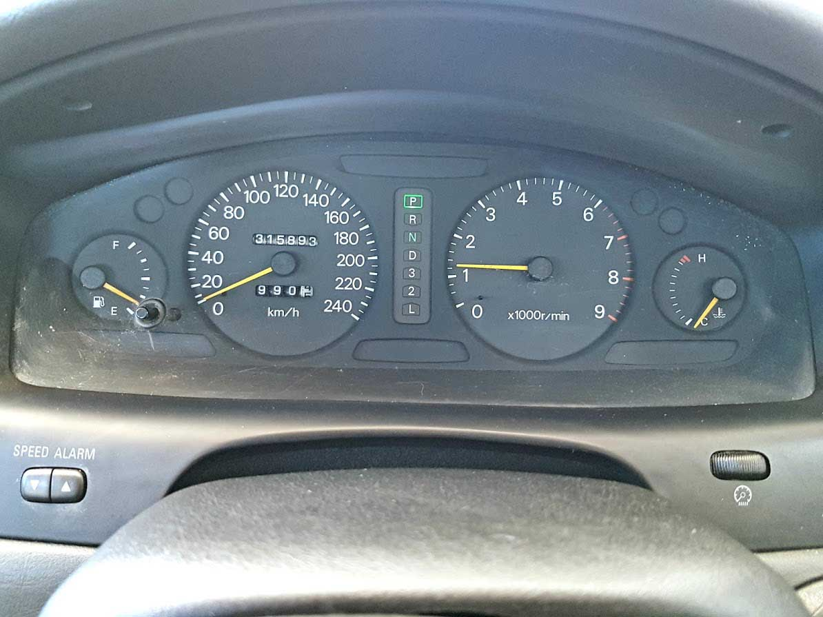 Cheap with RWC. As Traded. Automatic 6cyl Sedan Mitsubishi Magna 1998 For Sale -11