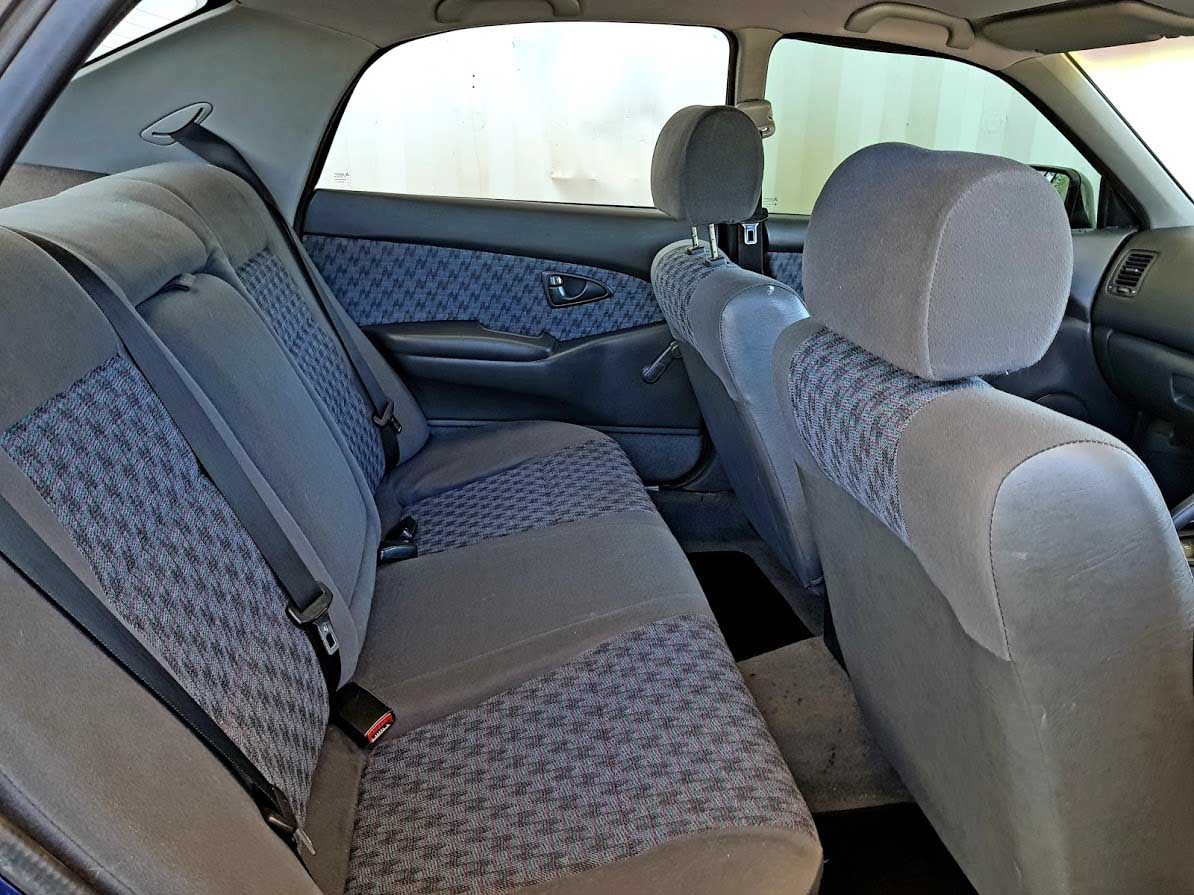 Cheap with RWC. As Traded. Automatic 6cyl Sedan Mitsubishi Magna 1998 For Sale -12