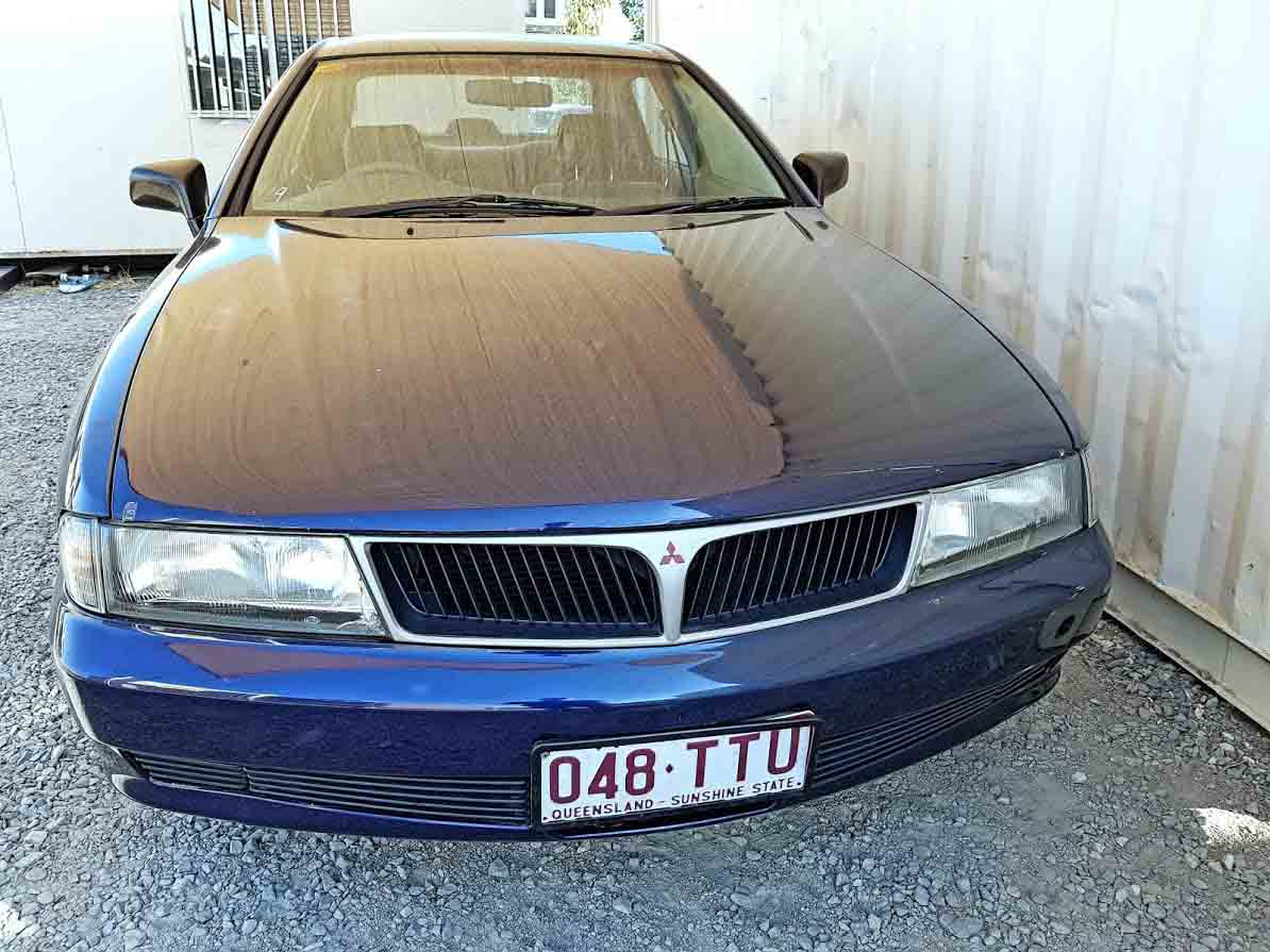 Cheap with RWC. As Traded. Automatic 6cyl Sedan Mitsubishi Magna 1998 For Sale -2