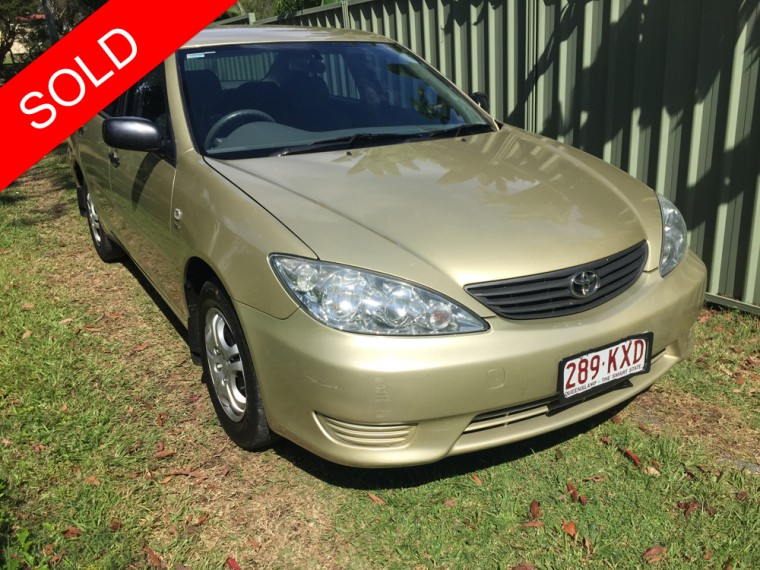 2005 Toyota Camry SOLD
