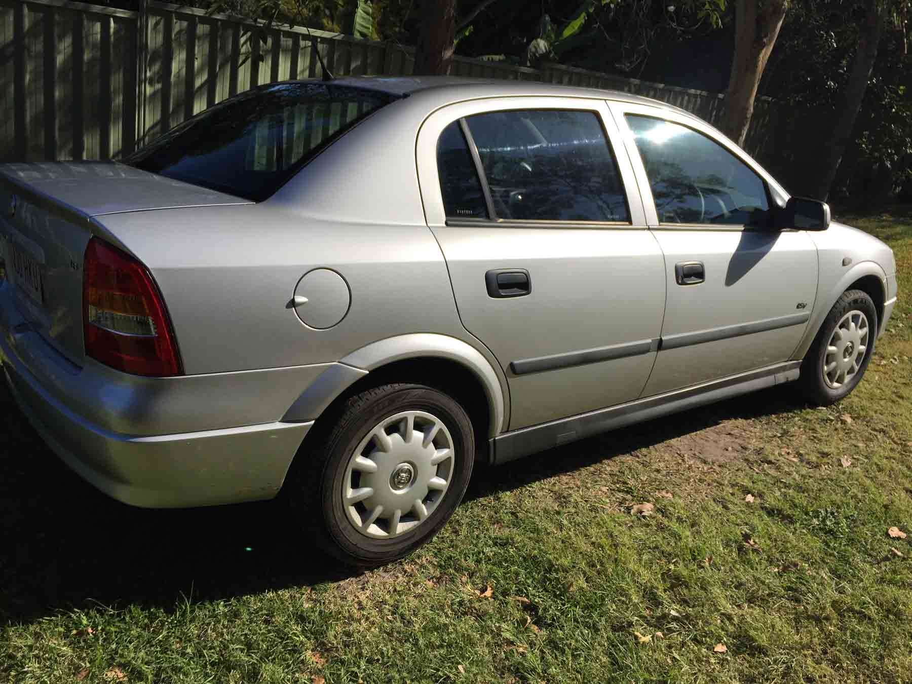 Drive Now Truck Sales >> 2003 Holden Astra TS City Silver - Used Vehicle Sales