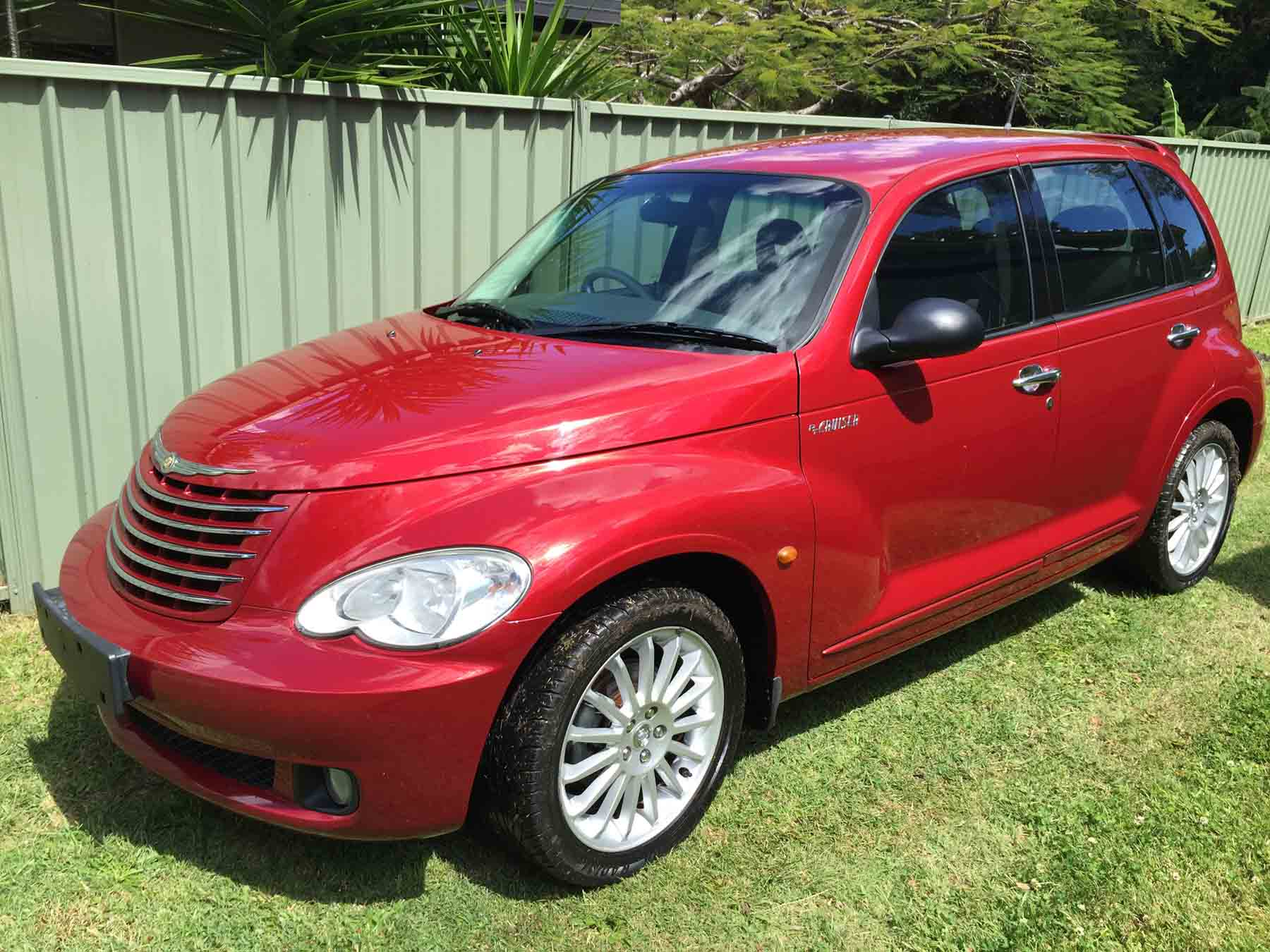 2005 Chrysler Pt Cruiser Red Used Vehicle Sales