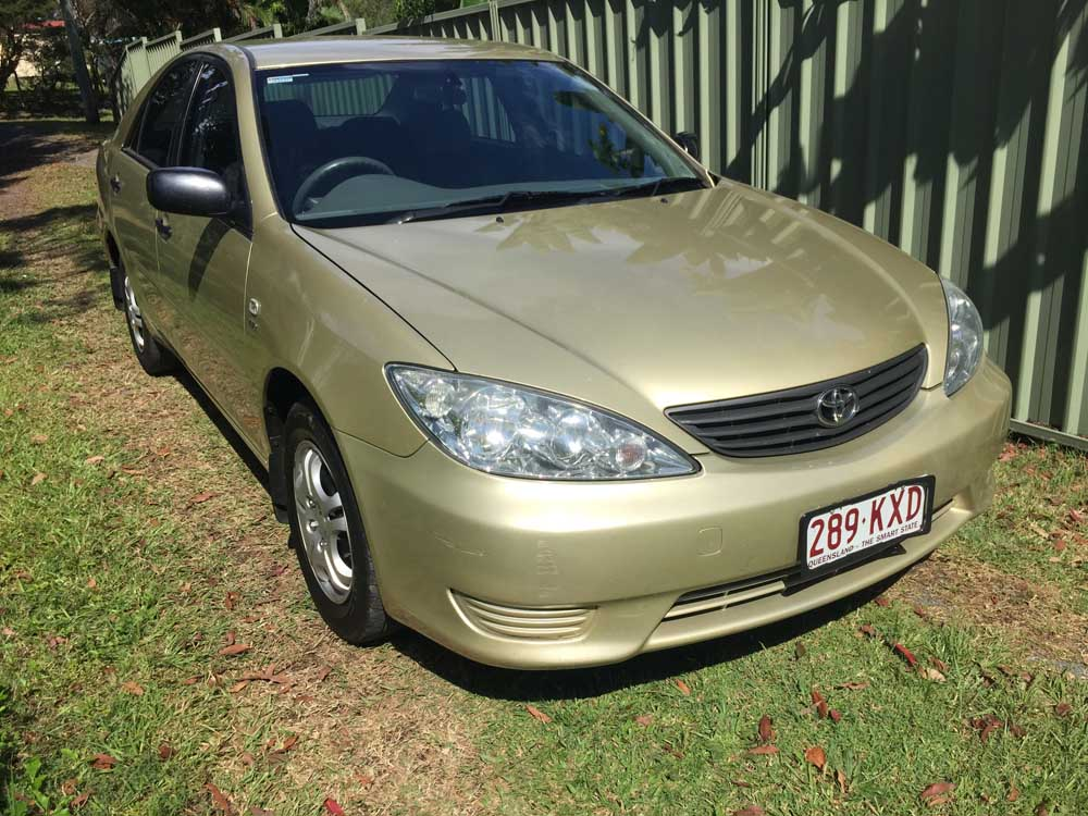 Toyota Diesel Truck >> 2005 Toyota Camry Altise Automatic Gold - Used Vehicle Sales