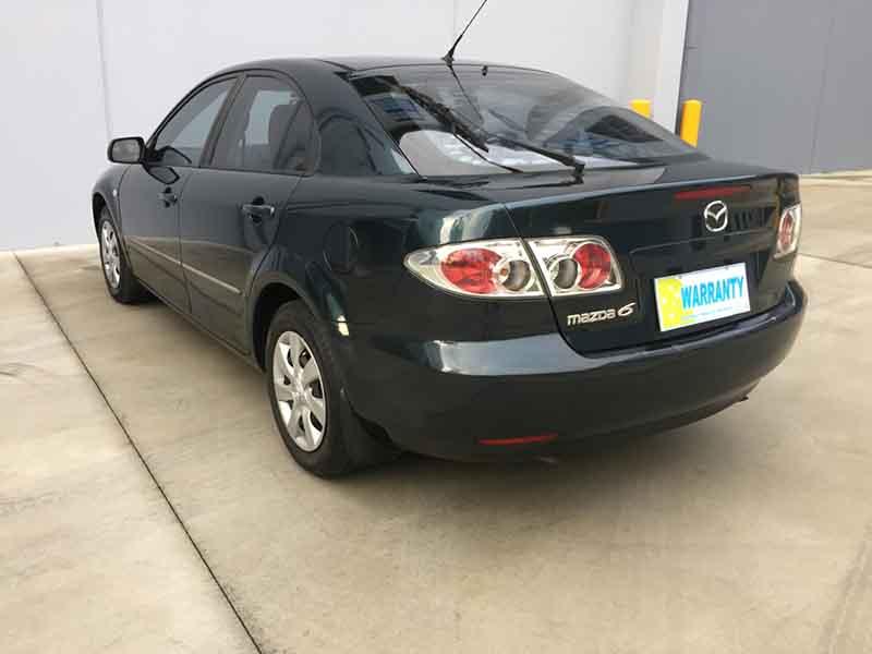 2003 mazda 6 automatic black-5 | used vehicle sales