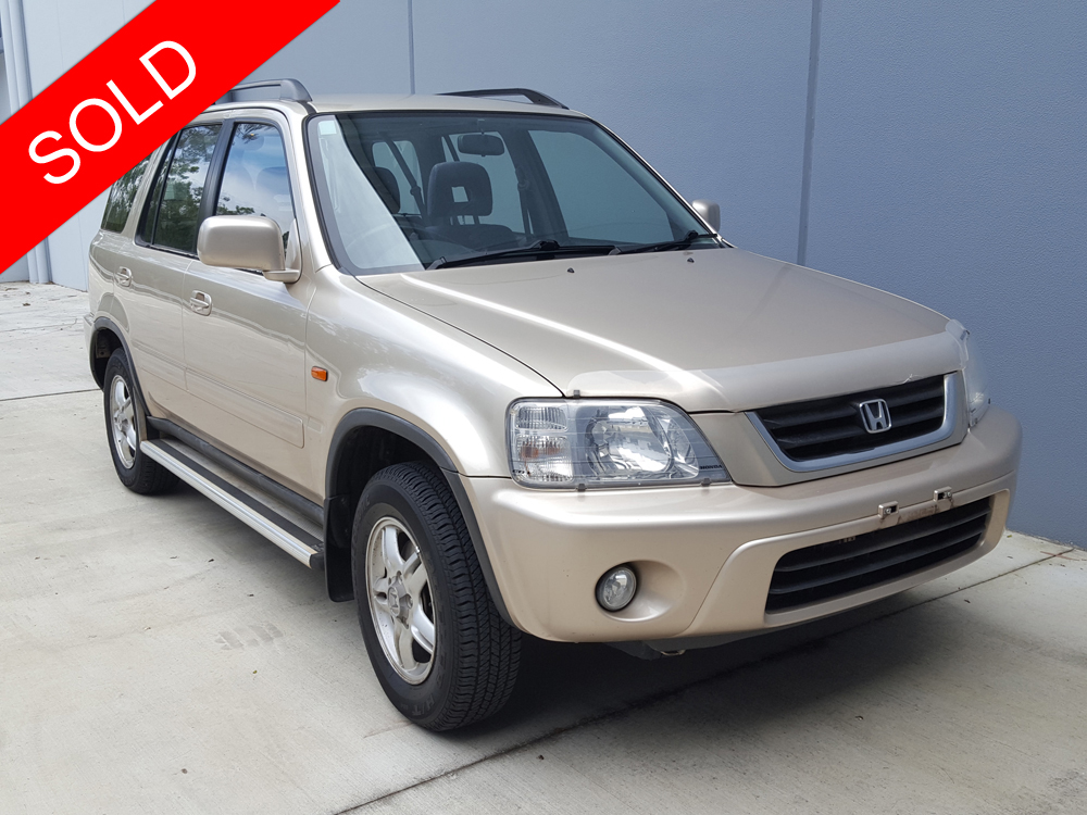 Honda Crv X Used Car