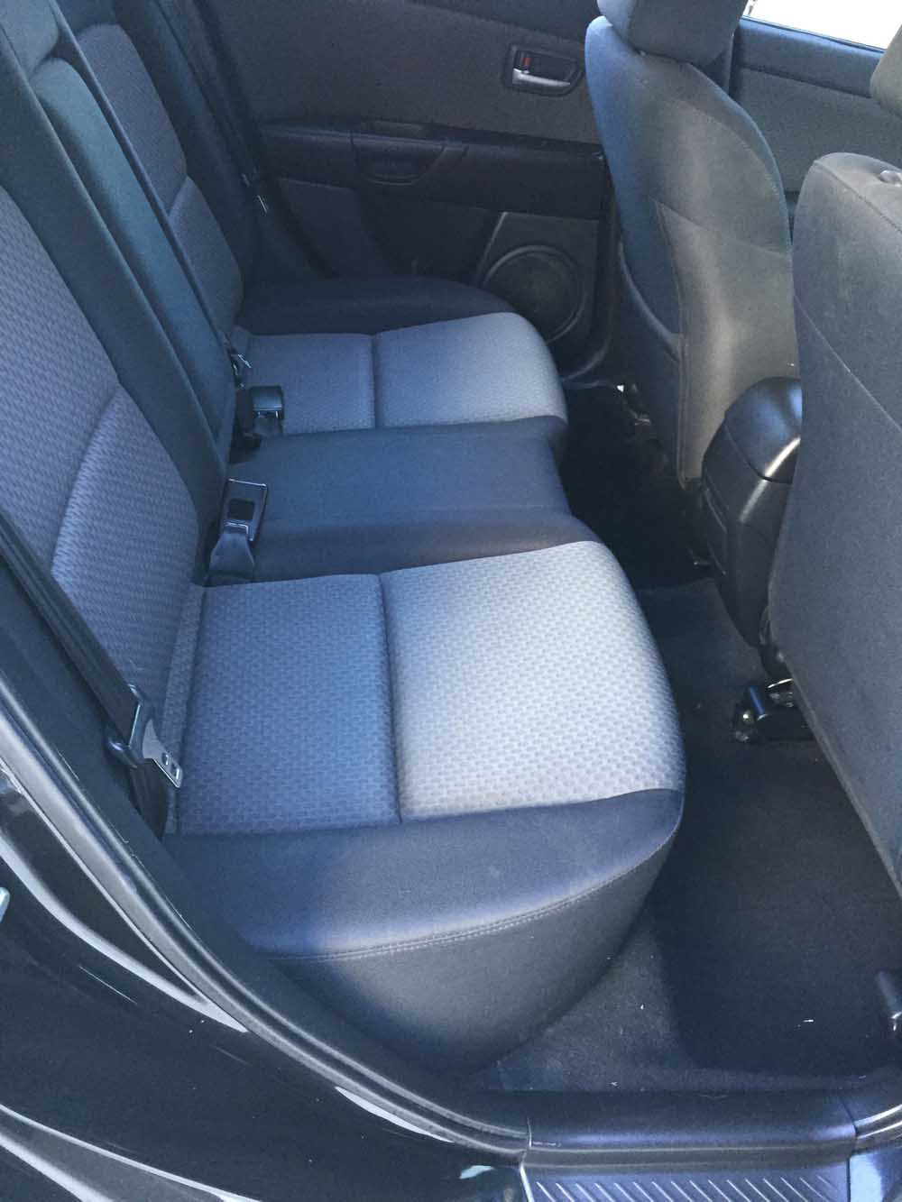 Mazda 3 Maxx Sport Hatchback 2004 Black 14 Used Vehicle Sales