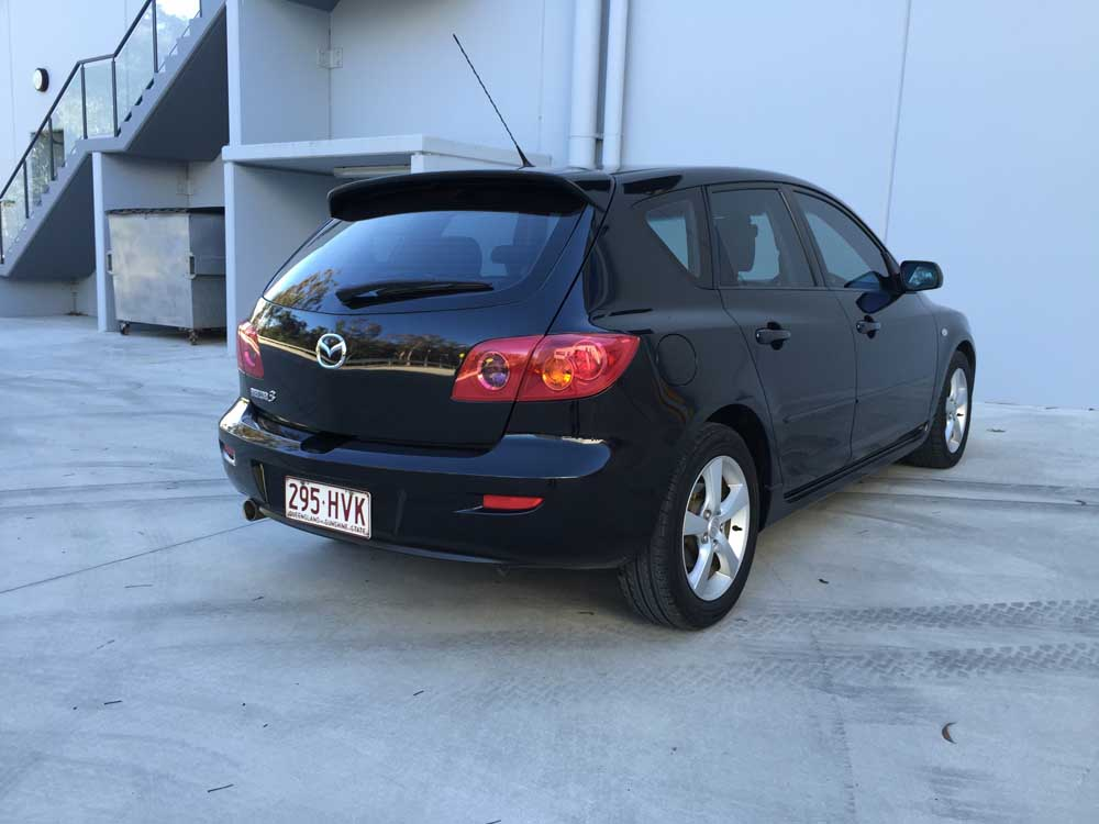 Mazda 3 Maxx Sport Hatchback 2004 Black 7 Used Vehicle Sales