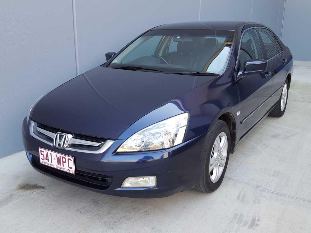 honda accord sedan 2006 blue 3 used vehicle sales. Black Bedroom Furniture Sets. Home Design Ideas
