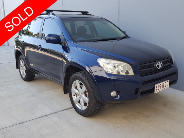 Queensland Used Car Value Rav