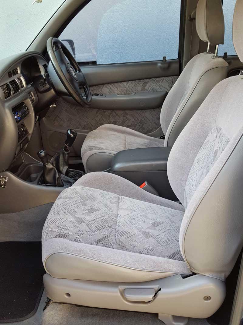 2003 Twin Cab Mazda Bravo B2600 Petrol Blue