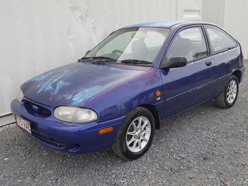 Ford Festiva For Sale >> 2000 Ford Festiva Hatchback Blue - Used Vehicle Sales