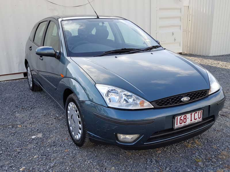 manual  ford focus blue  vehicle sales