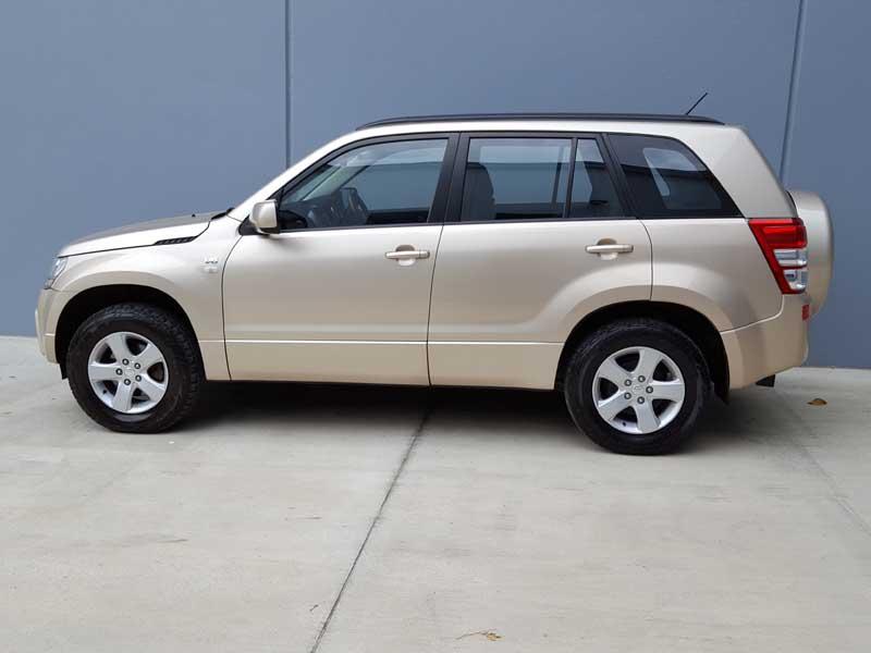 Suzuki Grand Vitara 2008 Gold 4 Used Vehicle Sales