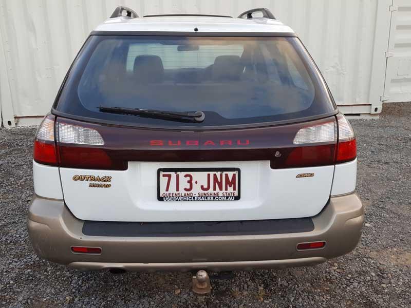2000 subaru outback legacy manual