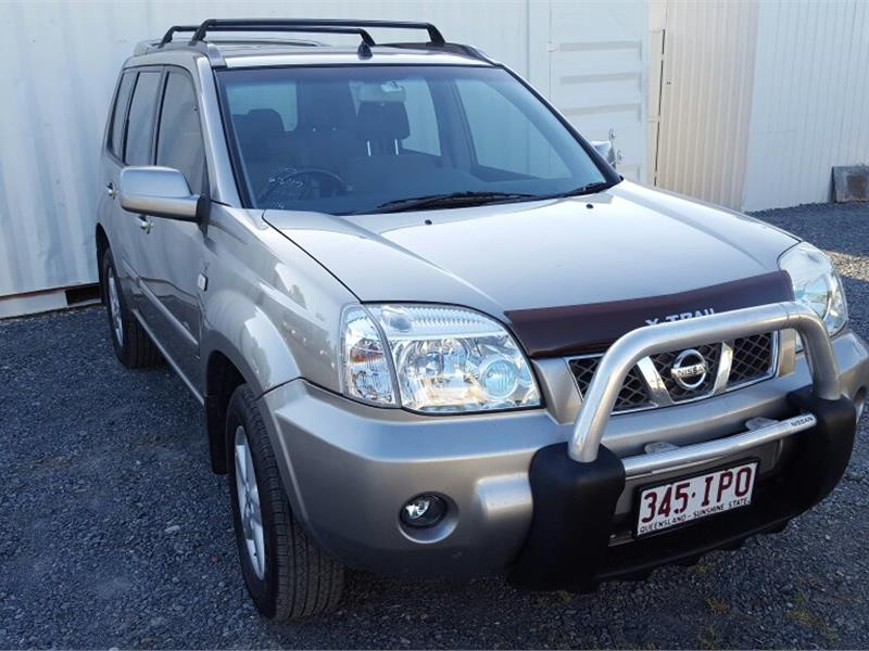 4x4 suv nissan x trail ti manual 2005 used vehicle sales rh usedvehiclesales com au 2005 X-Trail QR25DE x trail 2005 manual de usuario