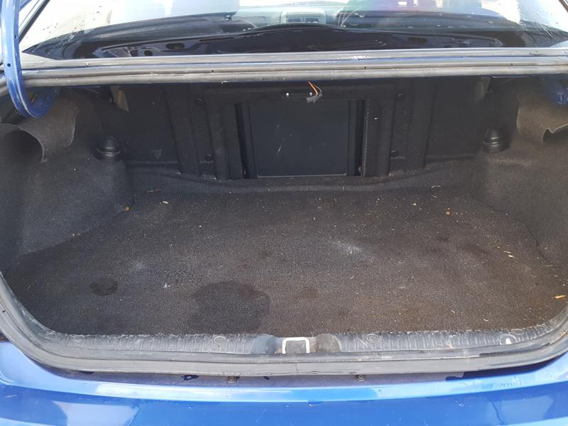 Holden Commodore SVZ 2006 Blue  15