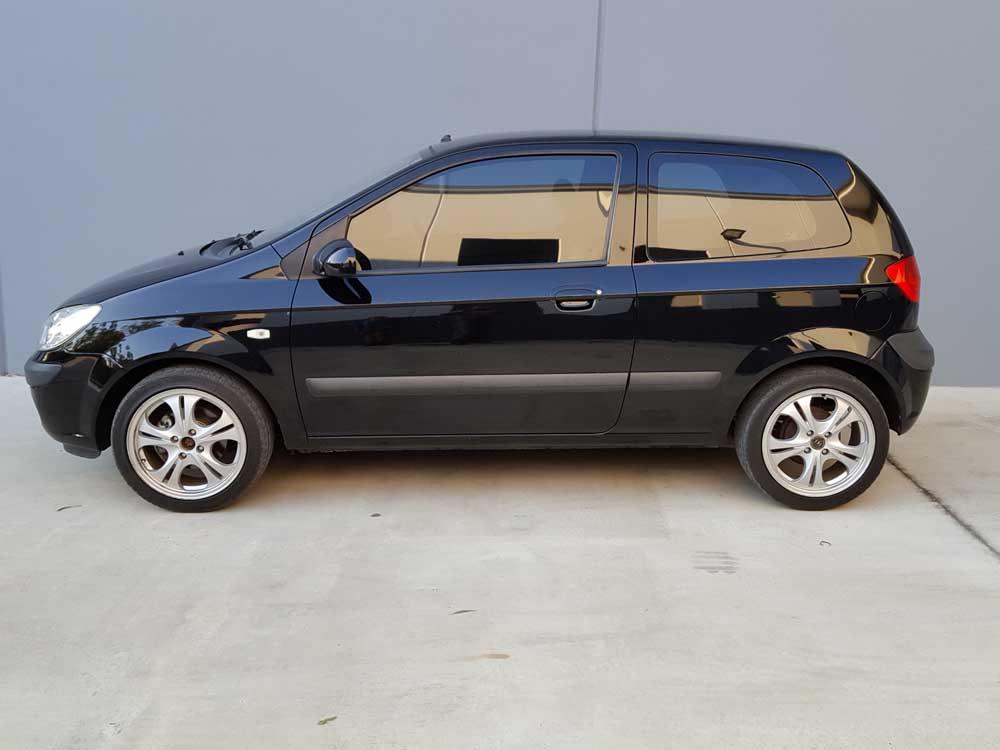 Hyundai Getz 2008 Black 4 Used Vehicle Sales