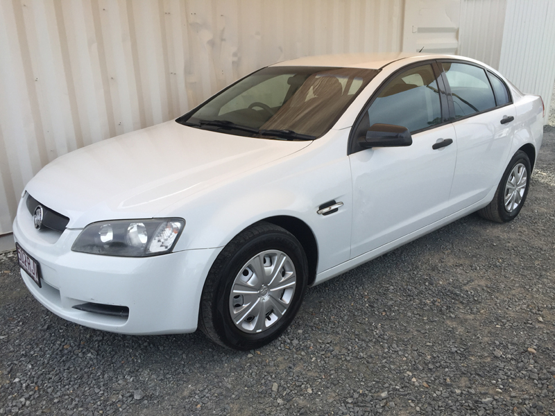 Holden Commodore Omega Ve 2007 White Used Vehicle Sales
