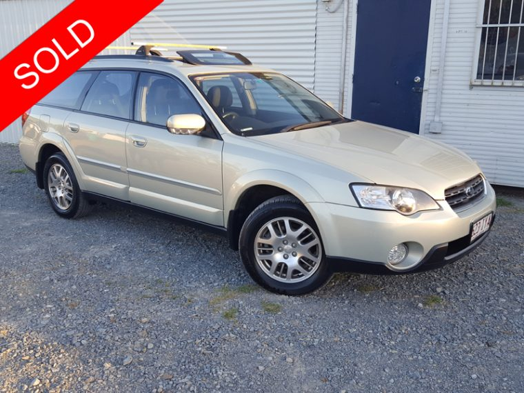Subaru outback awd auto wagon 2005 gold used vehicle sales for Subaru motors finance address