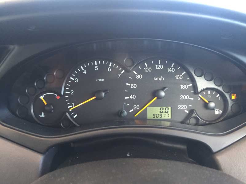 ford focus 5 speed manual