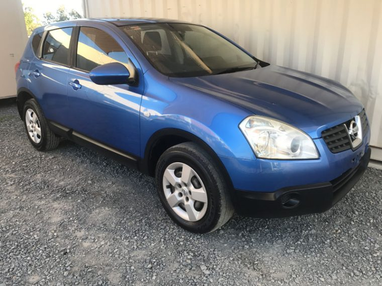 Nissan Dualis 2008 Blue