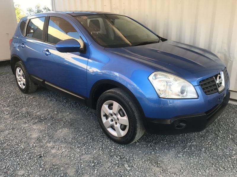 Nissan Dualis 2008 Blue 1