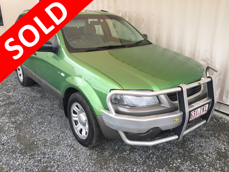 automatic awd ford territory suv 2004 green used vehicle sales. Black Bedroom Furniture Sets. Home Design Ideas