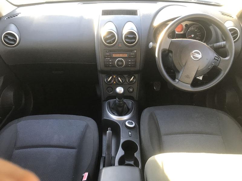 Nissan Dualis 2008 Blue 12