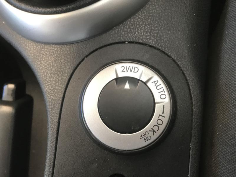 Nissan Dualis 2008 Blue 14