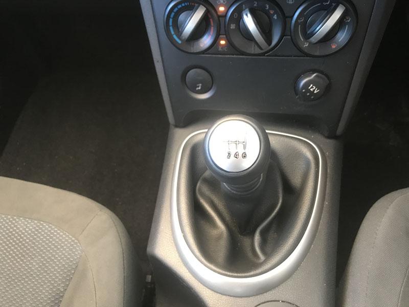 Nissan Dualis 2008 Blue 15