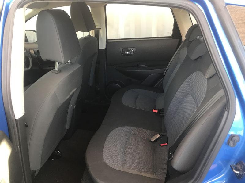Nissan Dualis 2008 Blue 17