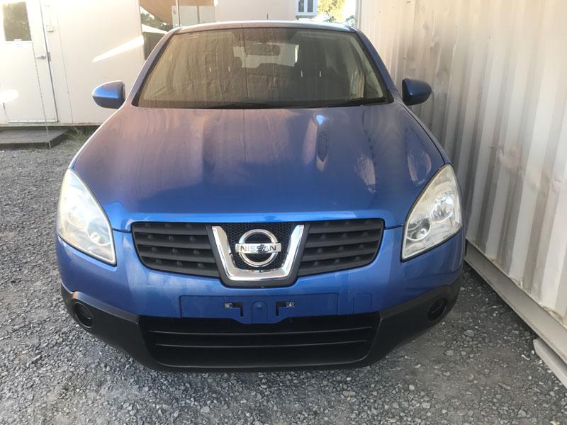 Nissan Dualis 2008 Blue 2