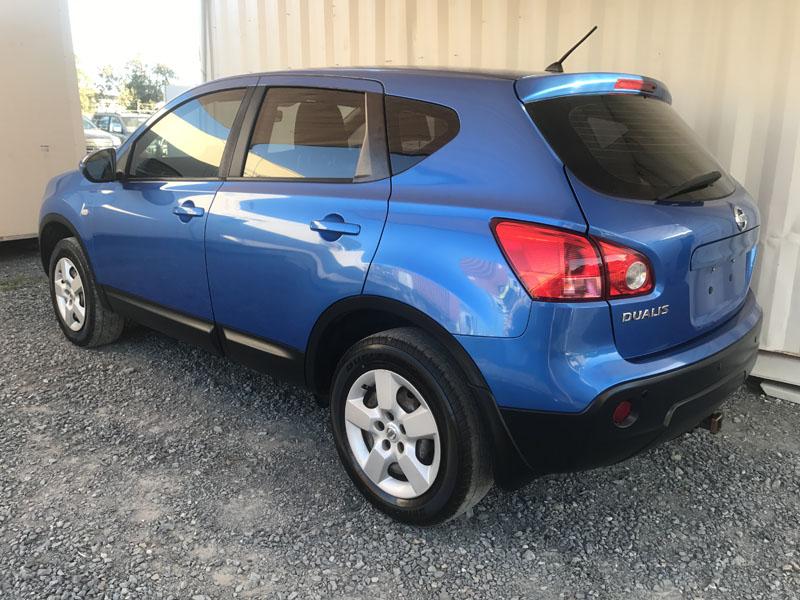 Nissan Dualis 2008 Blue 5