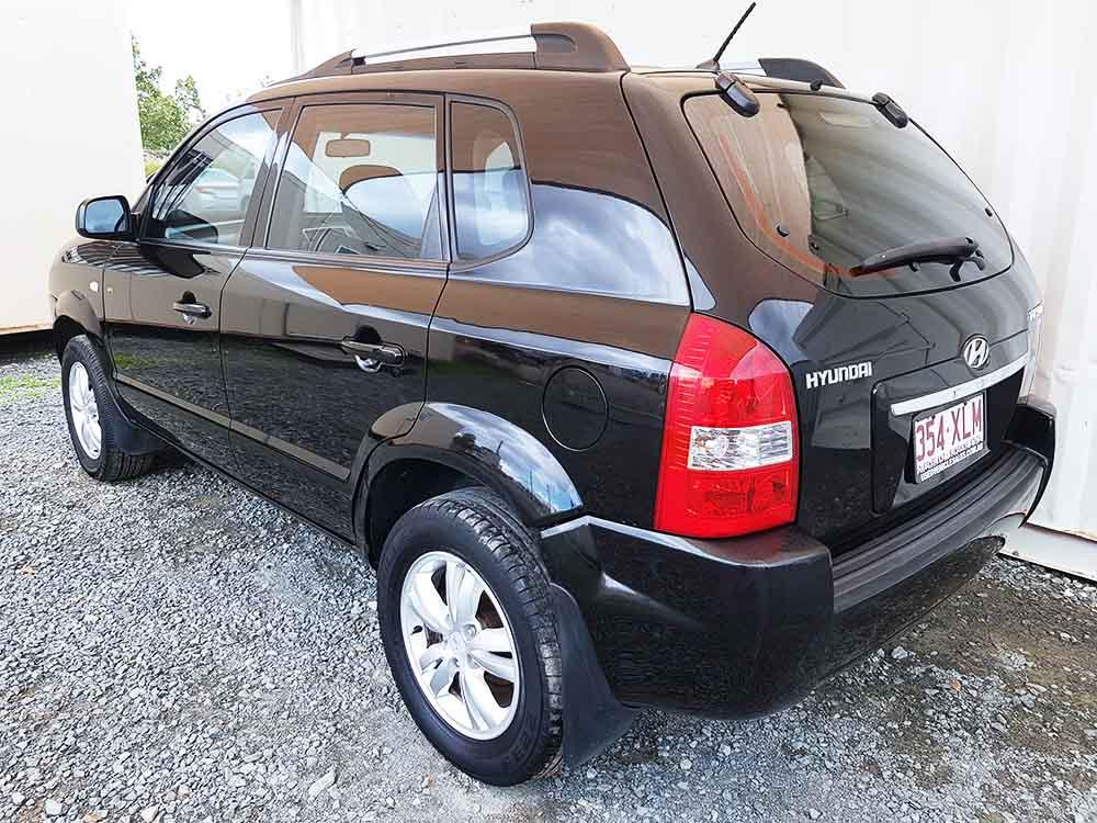 Used Cars Tucson >> Hyundai Tucson City 2009 Black For Sale - Used Vehicle Sales