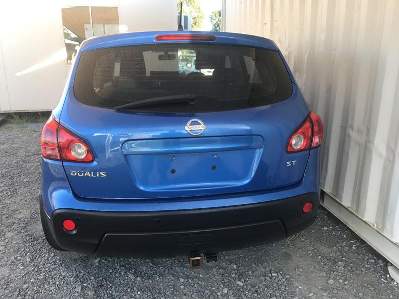 Nissan Dualis 2008 Blue 6
