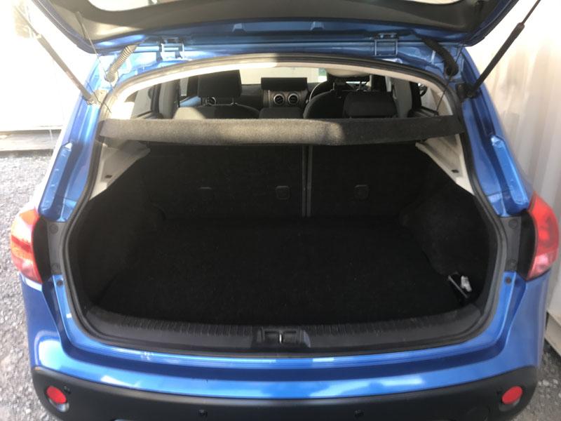 Nissan Dualis 2008 Blue 6b